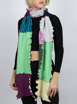 The Ugly Scarf VIII