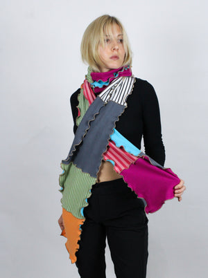 THE UGLY SCARF VII