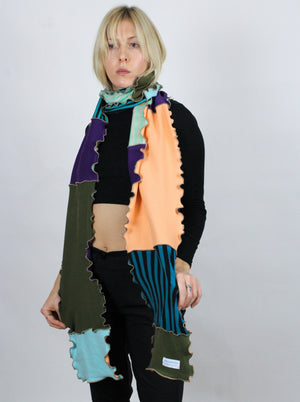 THE UGLY SCARF IX