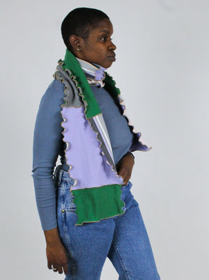 The Ugly Scarf XVI