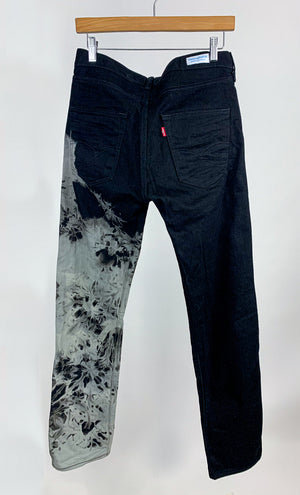 "The ""Half Effect"" Black Pant"