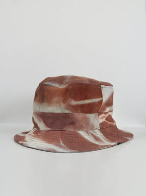 The Brown Bucket Hat