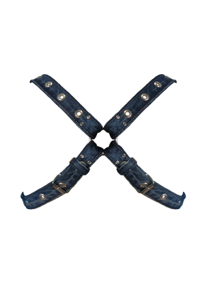 THE DENIM CHEST HARNESS
