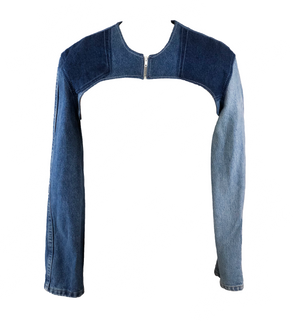 THE DENIM BOLERO