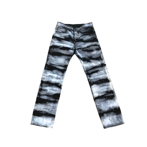 The Denim Stripe Pant