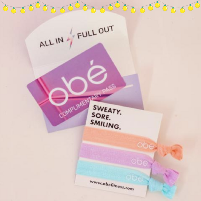 obé Gift Card, 1 Month