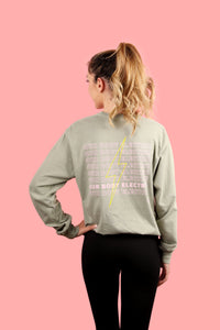 obé electric long sleeve