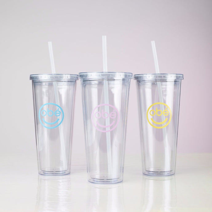 obé to-go cups