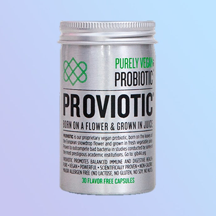 Juice Press Vegan Probiotic Supplement
