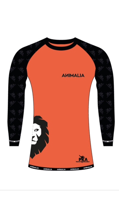 Animalia collaboration with local gym PKA
