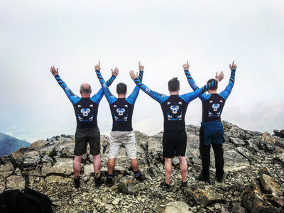 24 Hour Ben Nevis Challenge to raise awareness for Mental health
