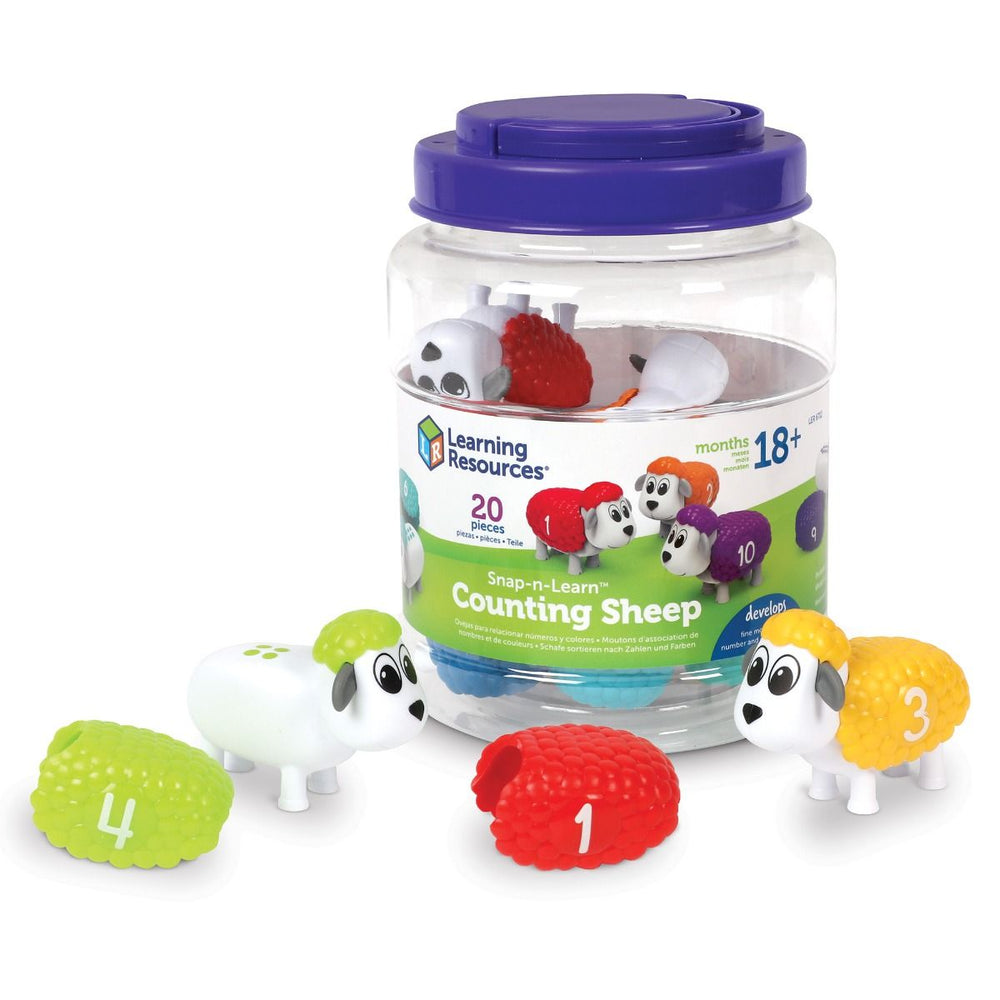 SNAP N LEARN™ COUNTING SHEEP