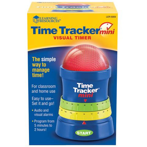 Set it and go! You and your children will reach for this super simple timer to support and/or limit a variety of home and classroom activities (including PC games).