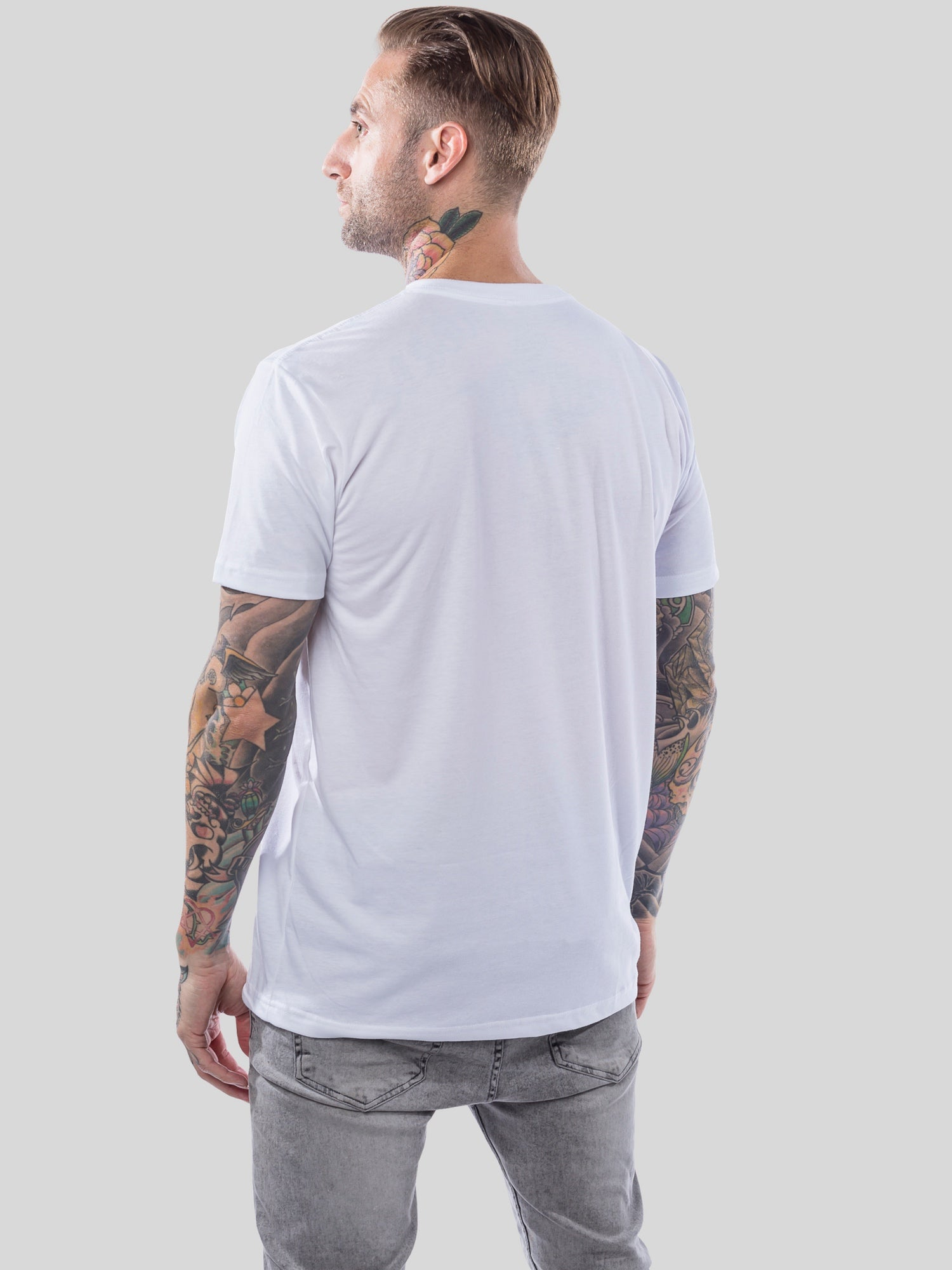 White & Grey 3-Pack