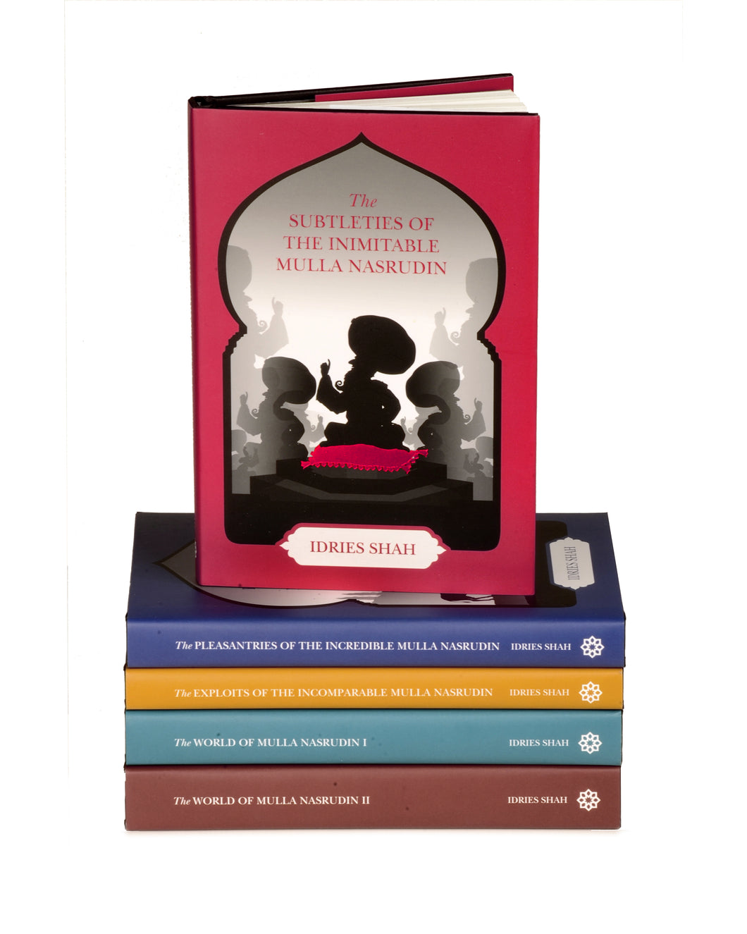 Nasrudin Limited Edition Hardcover Set