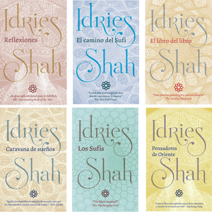 The Idries Shah Spanish Bundle