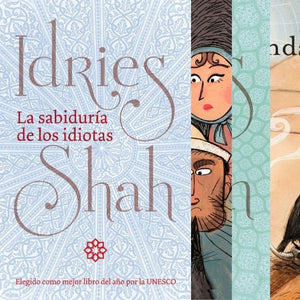 FOUR Proof Copies ~ SPANISH EDITIONS