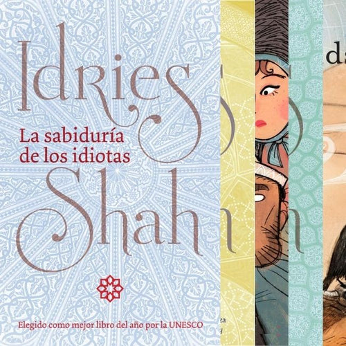 FIVE Proof Copies ~ SPANISH EDITIONS