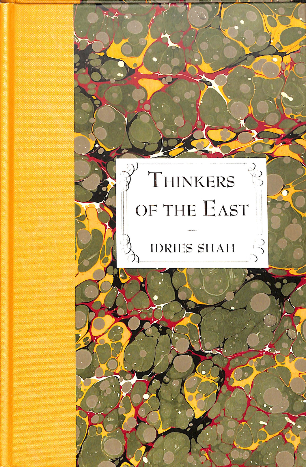 Thinkers of the East Special Edition Hardcover