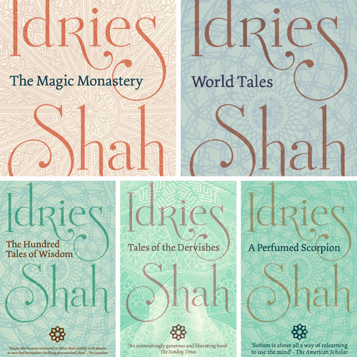 The Idries Shah Literature Collection