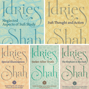 The Advanced Idries Shah Bundle