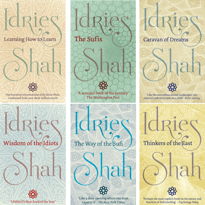 The Essential Idries Shah Bundle