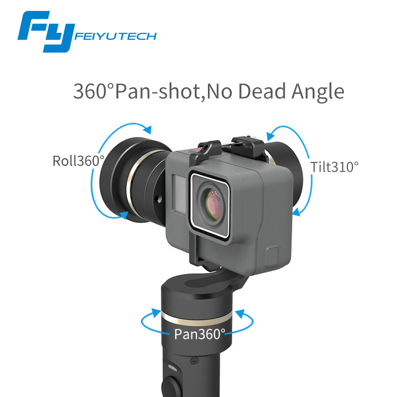FeiyuTech G5 Action Camera Handheld Gimba