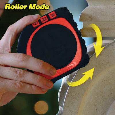 Measure King 3-in-1 Digital Tape Measure String Mode Sonic Mode & Roller Mode Universal Measuring Tool Furniture Accessories