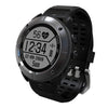 Uwear UW80C Stainless Steel Smart Bluetooth GPS Watch Professional Outdoor Sport Watch IP68 Waterproof Calls Message Reminder.