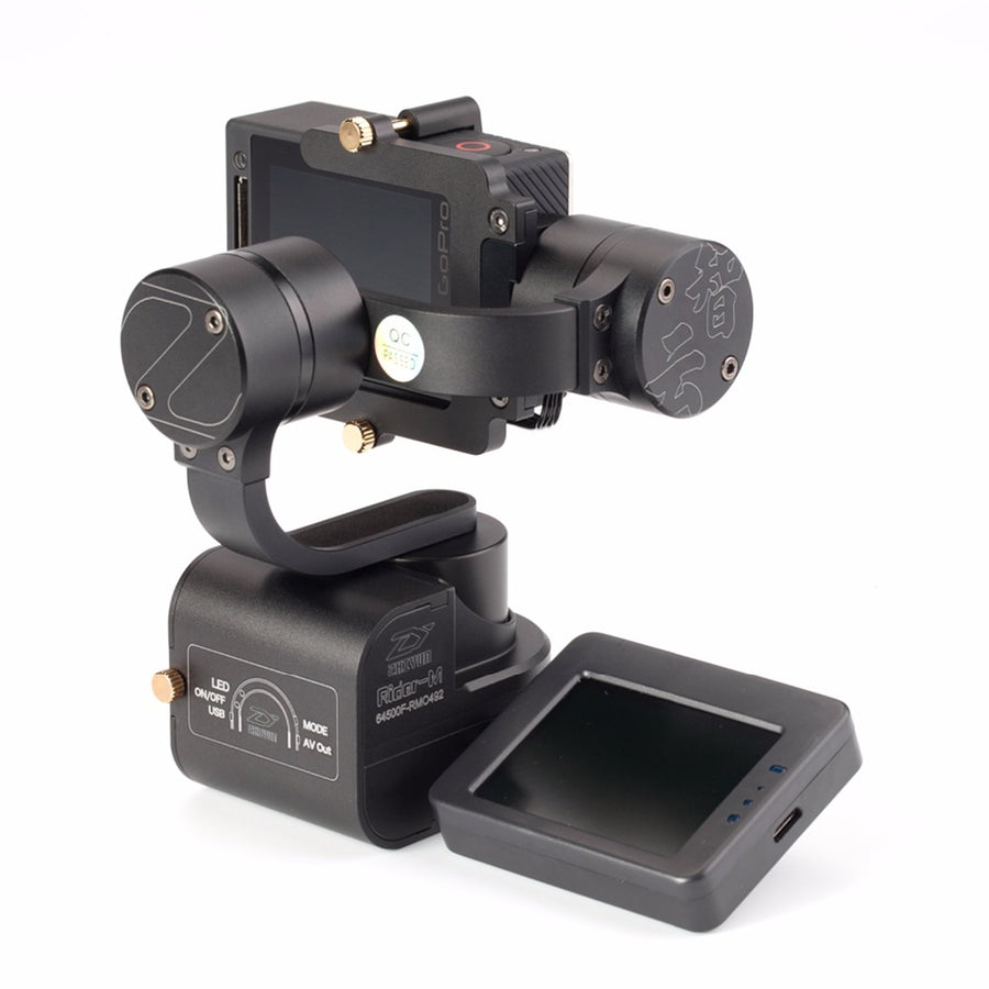 Zhiyun Rider M Action Camera Gimbal Stabilizer