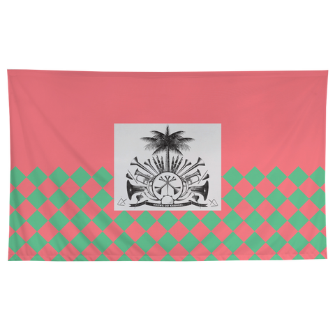 Official Krewe du Kanaval Flag