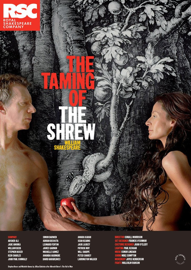 Detail of The Taming of the Shrew, 2008 by Conall Morrison
