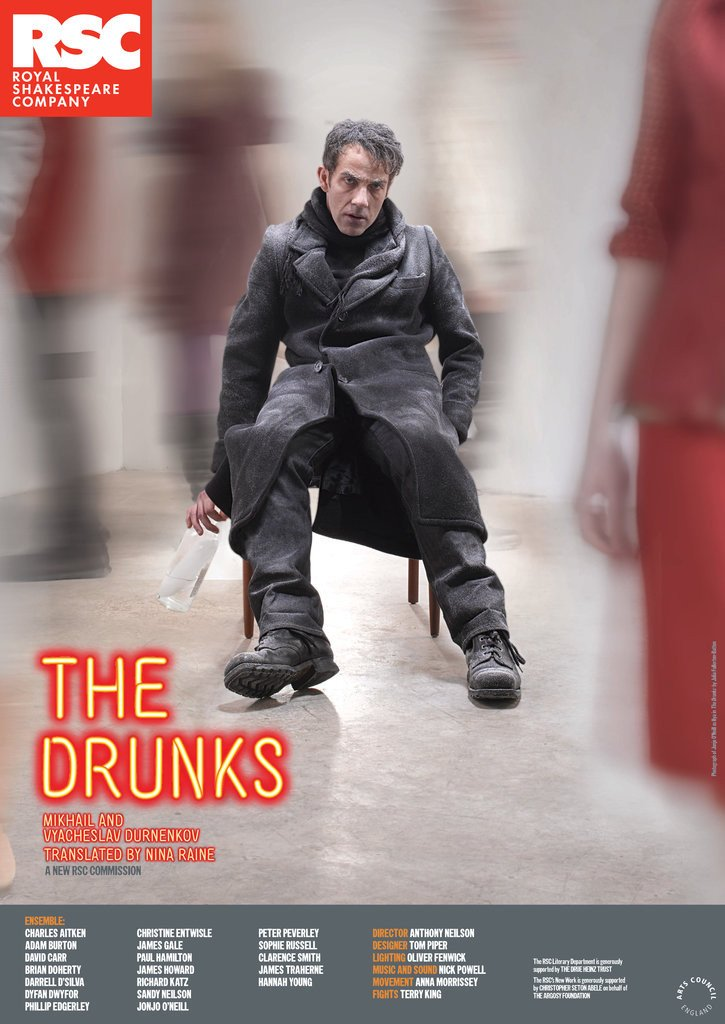 The Drunks, 2009 by Anthony Neilson
