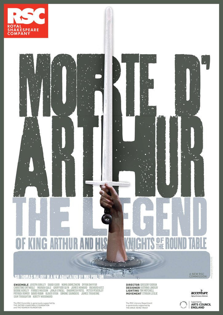 Morte D'Arthur, 2010 by Gregory Doran