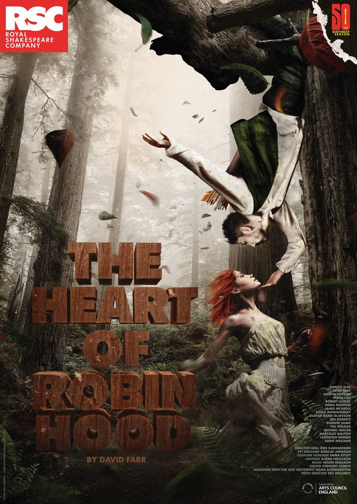 The Heart of Robin Hood, 2011 by Gisli Orn Gardarsson