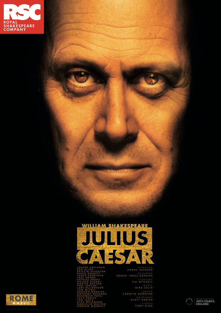 Julius Caesar, 2017 by Royal Shakespeare Company