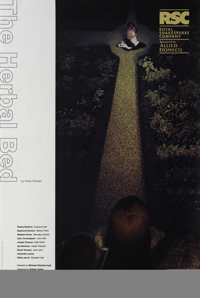 The Herbal Bed, 1996 by Michael Attenborough