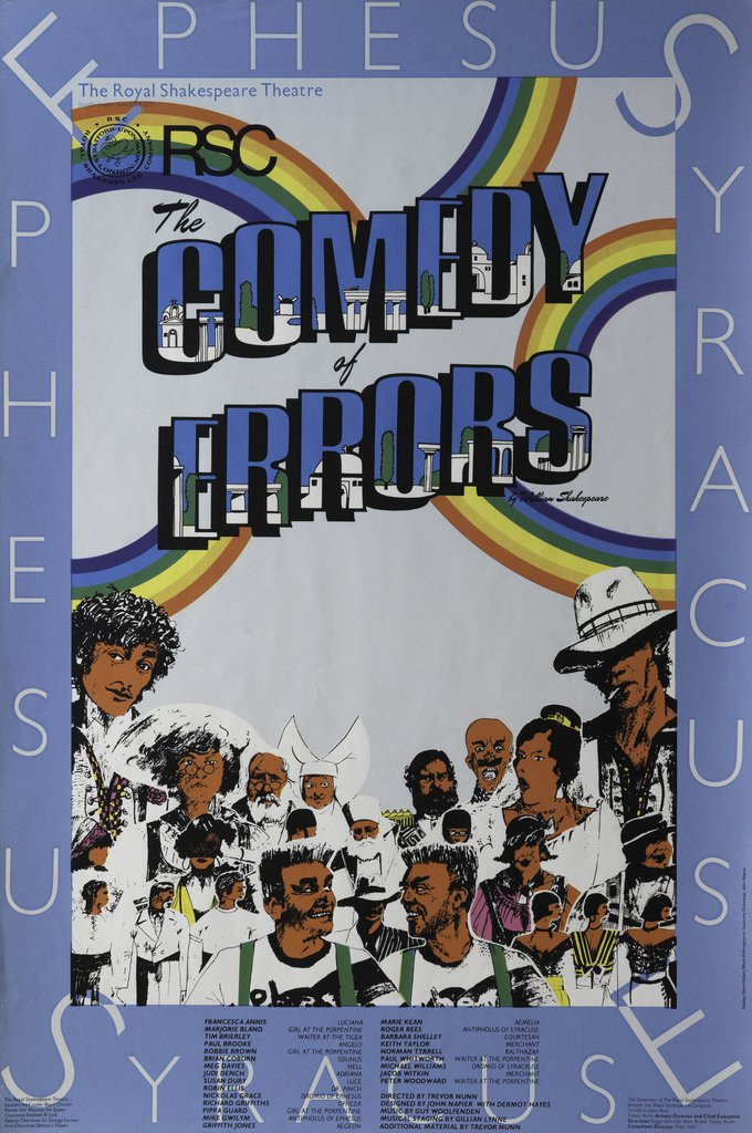 The Comedy of Errors, 1976 by Trevor Nunn