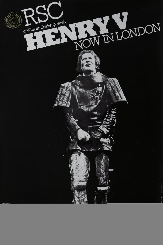 Detail of Henry V, 1976 by Terry Hands