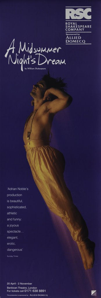 A Midsummer Night's Dream, 1995 by Adrian Noble