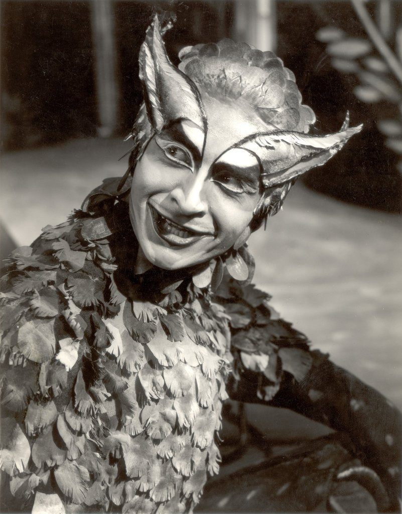 Detail of A Midsummer Night's Dream 1954, Puck by Angus McBean