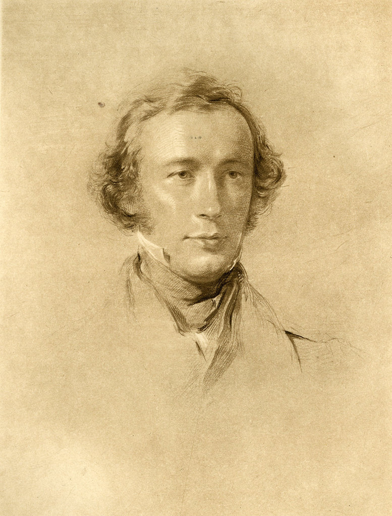 Portrait of Henry Wentworth Acland by unknown
