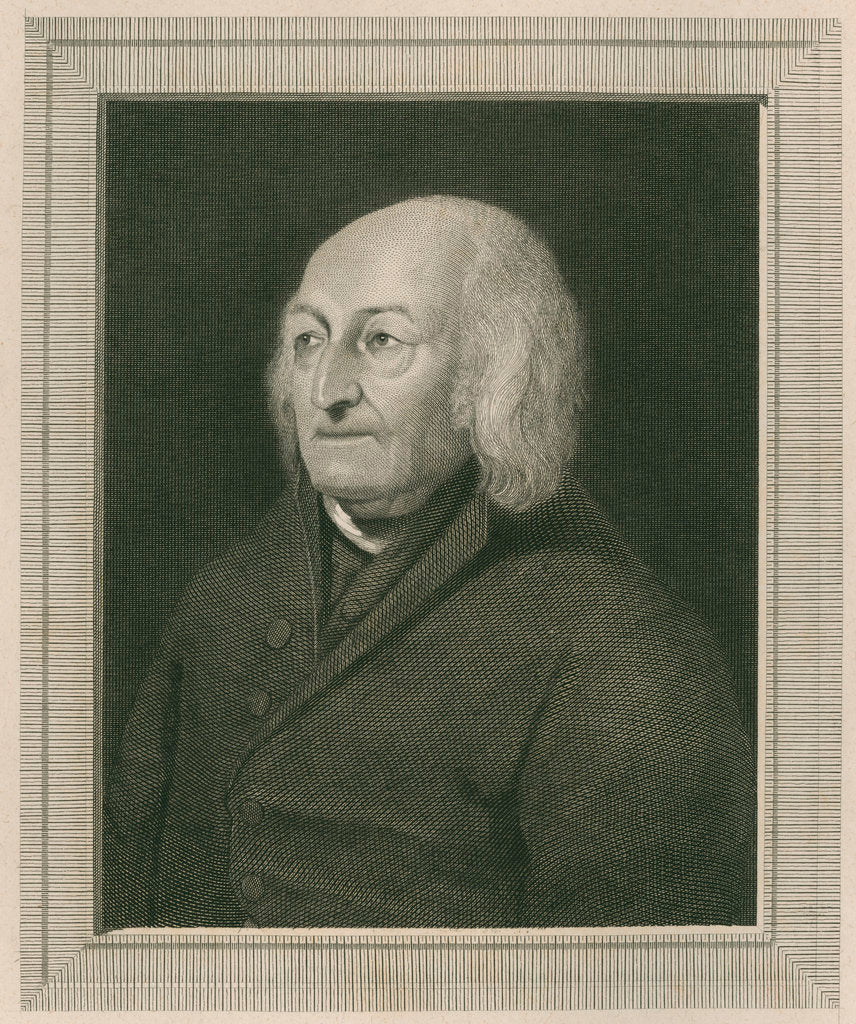 Portrait of Jean-Andre de Luc (1727-1817) by Anonymous