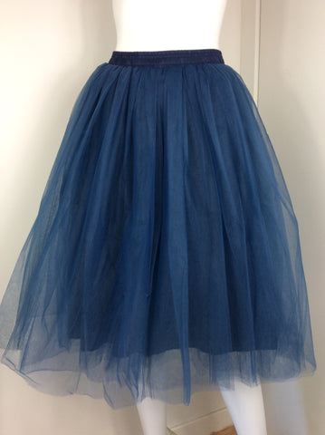 Jupe Tutu balerina royal blue
