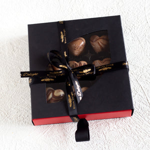 Marbles Coffee Chocolate Heart Bonbons