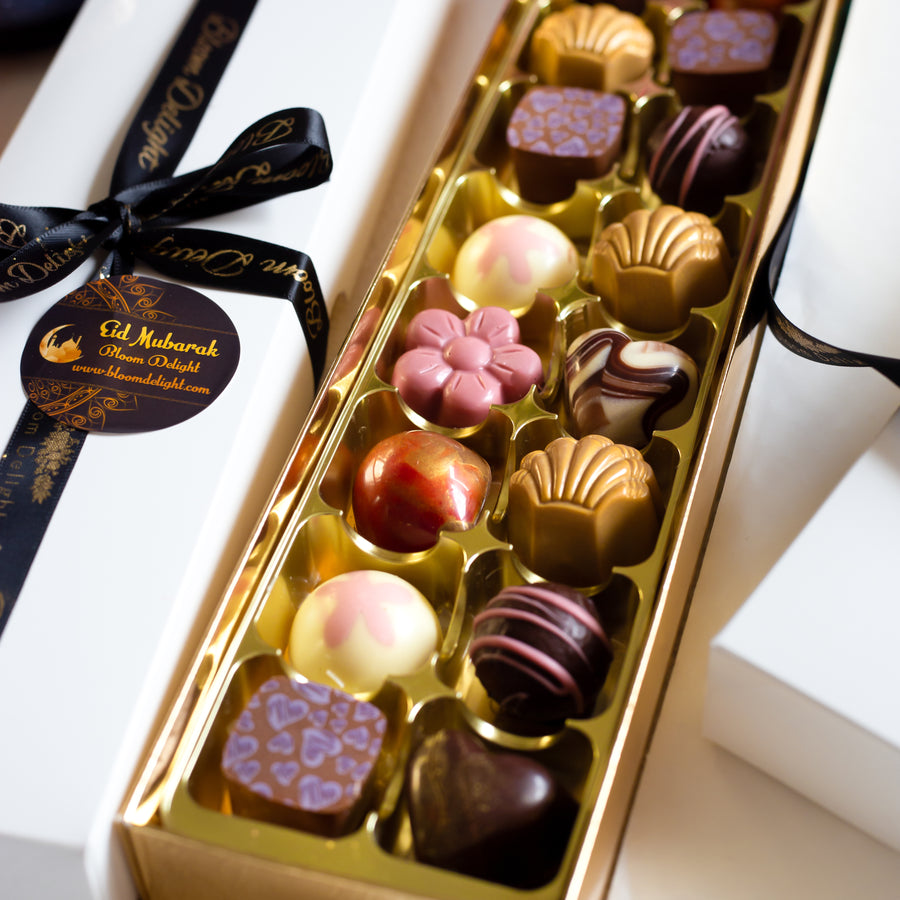 Eid Chocolate box luxury selction.