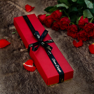Romantic gift ideas truffle chocolate box