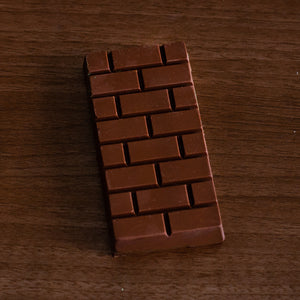 free from chocolate bar handmade