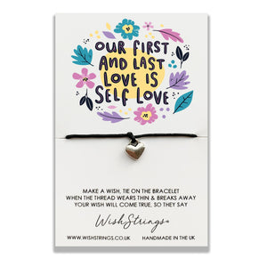SELF LOVE - WishStrings - WS295