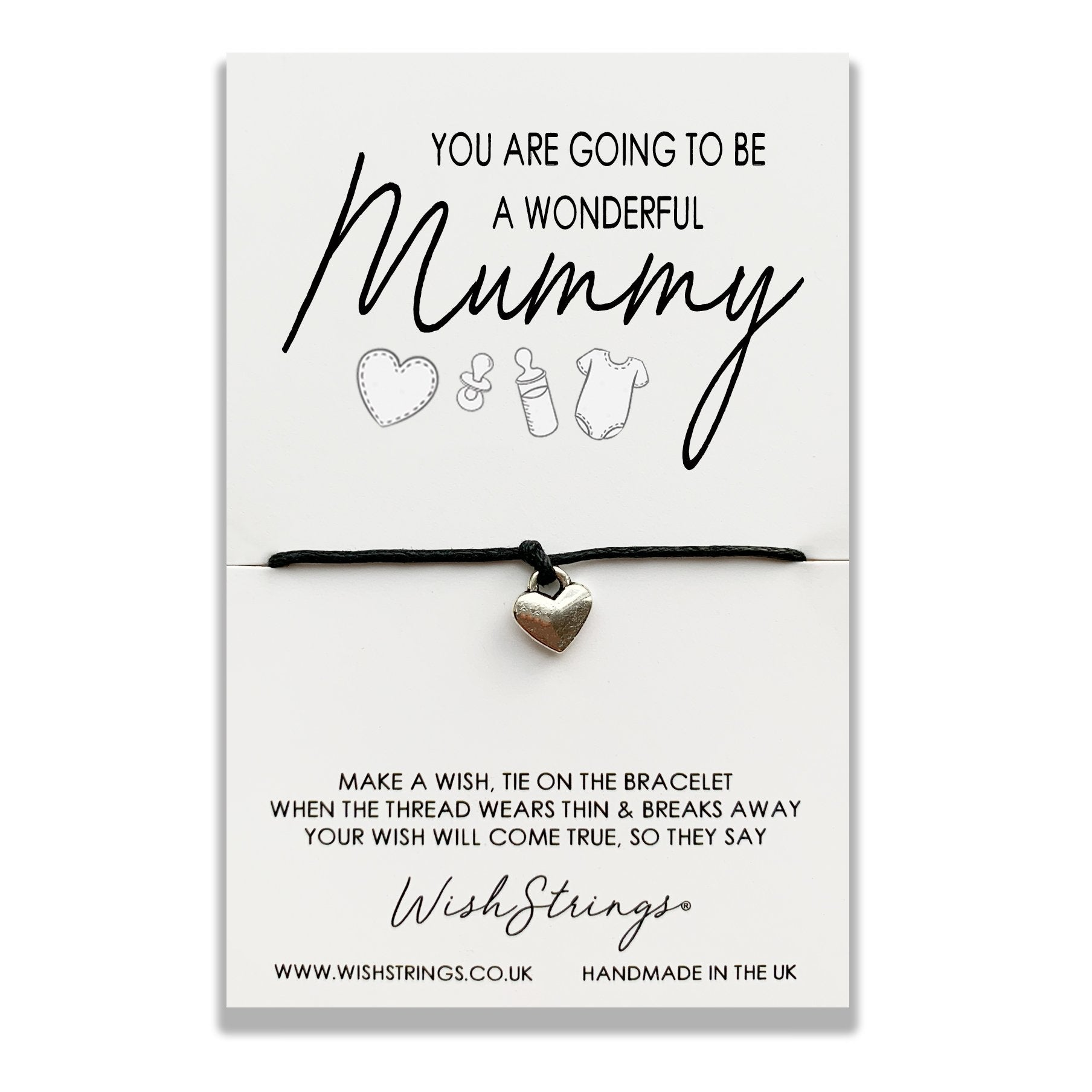 LittleWish WONDERFUL MUMMY - WishStrings - WS088